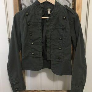- Military style Jacket -